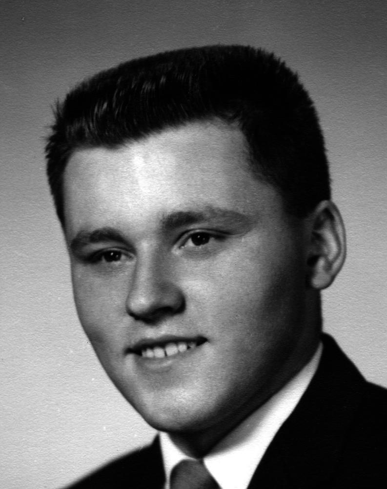 Obituary Of John R Lasher Mevec Funeral Home Amp Wilton